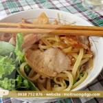 Báo cáo đánh giá tác động môi trường cho quán ăn