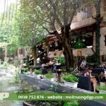 Báo cáo đánh giá tác động môi trường quán cafe
