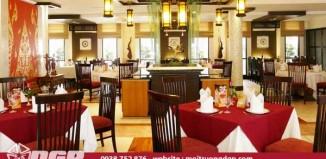 Báo cáo giám sát môi trường cho nhà hàng