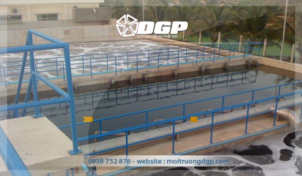 hệ thống xử lý nước thải thủy sản