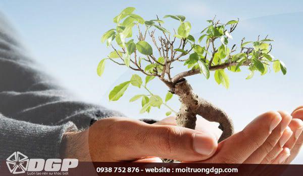 Lập hồ sơ cam kết bảo vệ môi trường