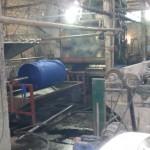 báo cáo giám sát môi trường cơ sở dệt nhuộm